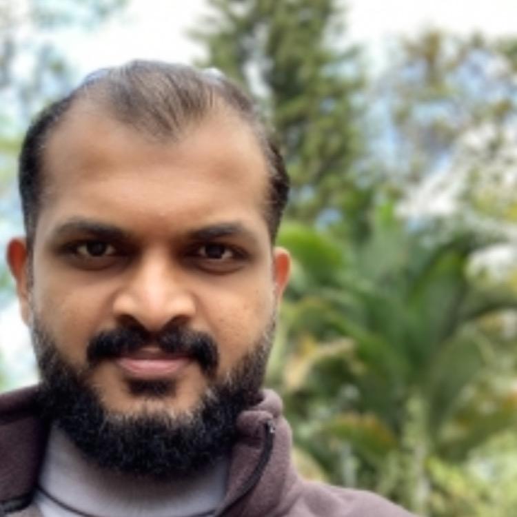 User image: Saravanan Sivalingam